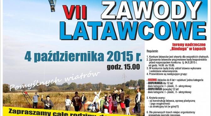 7. Zawody Latawcowe