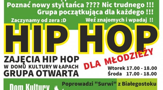 Hip-Hop dla młodzieży.