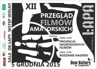 Ogólnopolski Przegląd Filmów Amatorskich Łapa