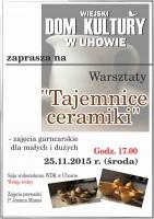 warsztaty garncarskie 2