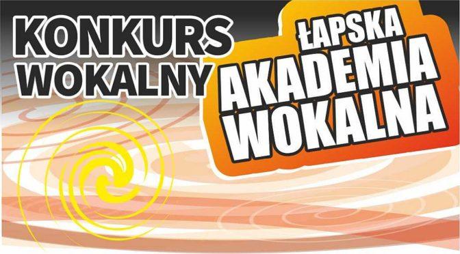 Łapska Akademia Wokalna 2017
