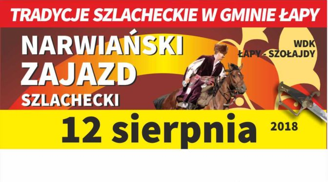 zajazd szlachecki 2018