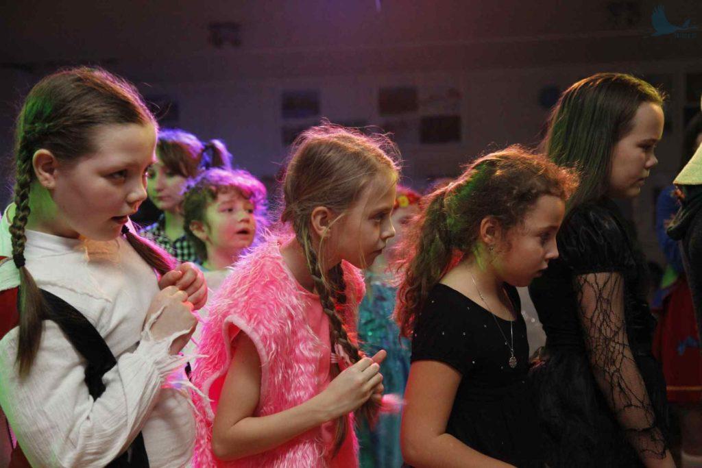 Karnawałowy Bal Przebierańców 20 stycznia rozpoczął Ferie w Domu Kultury.