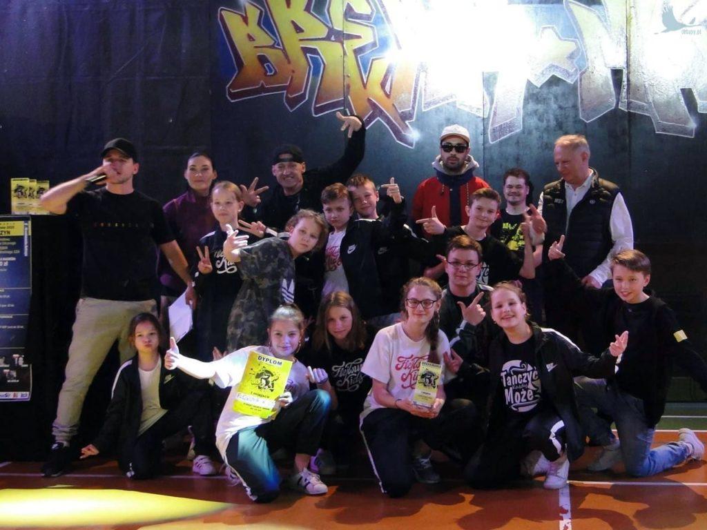 Flejwunia Kids z Domu Kultury w Łapach wygrała 1