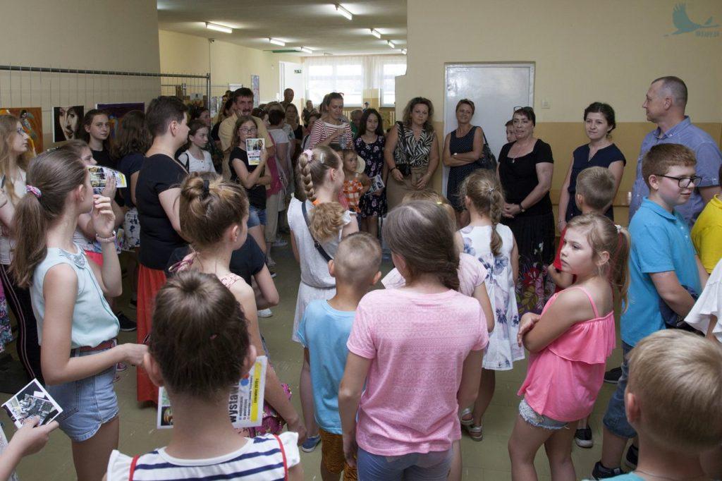 Trzy Pracownie Łapy Dom Kultury 2019