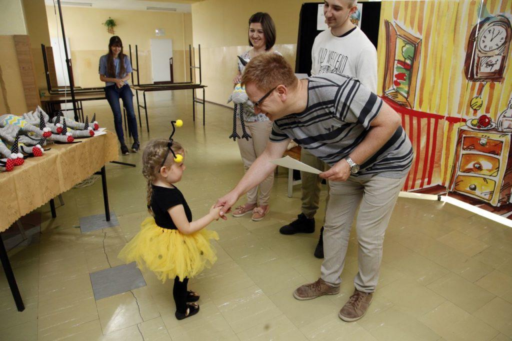 Konkurs Recytatorski dla Przedszkolaków O złotą różdżkę dobrej wróżki