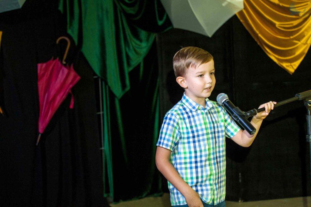 Złoty Mikrofon. Konkurs Wokalny Domu Kultury w Łapach