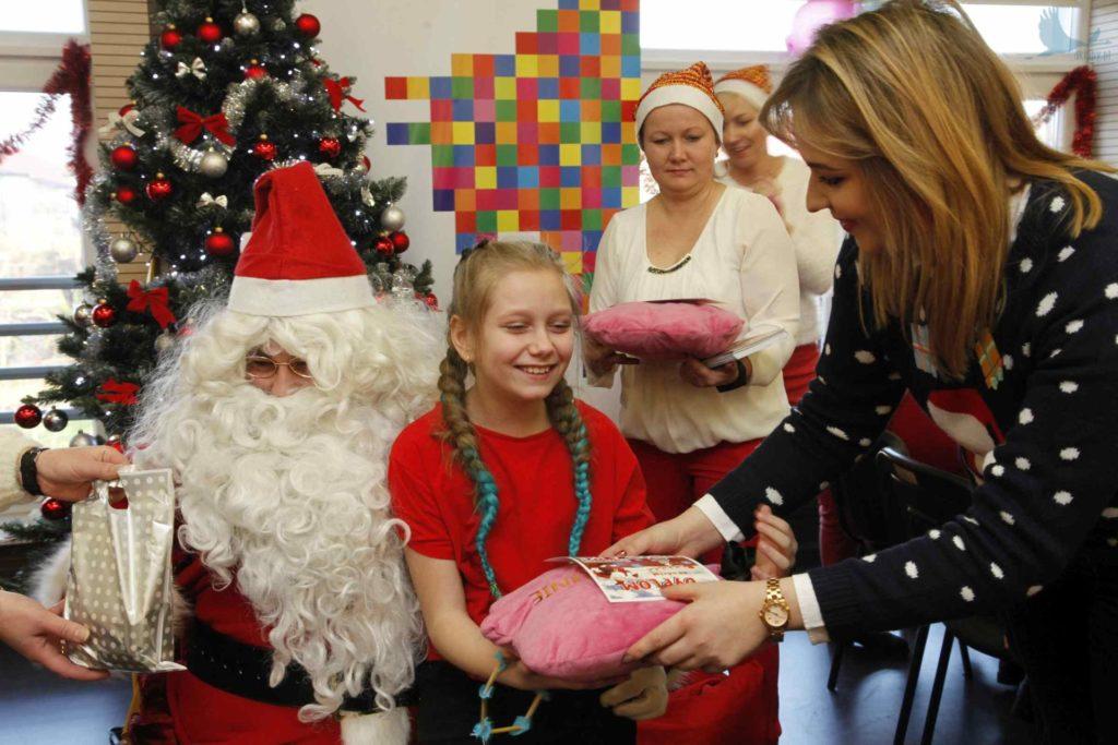 6 grudnia 2019 r. w Łapach odbyły się Artystyczne Mikołajki Łapy