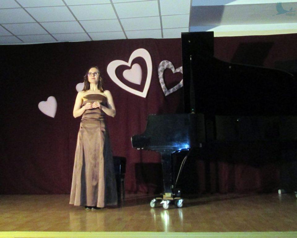koncert walentynkowy w Płonce K
