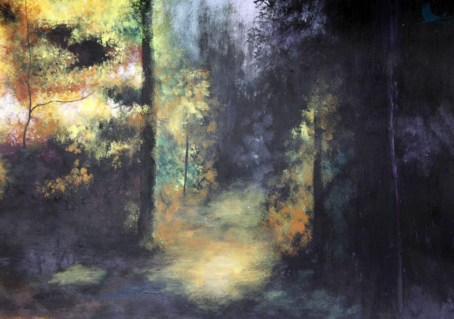 Ziemia jest jedna las. Konkursy plastyczne