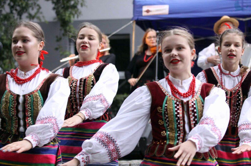 Najaktywniejsze sołectwo Gminy Łapy, koncert Skowronki, Klekociaki, Łapskie Nutki