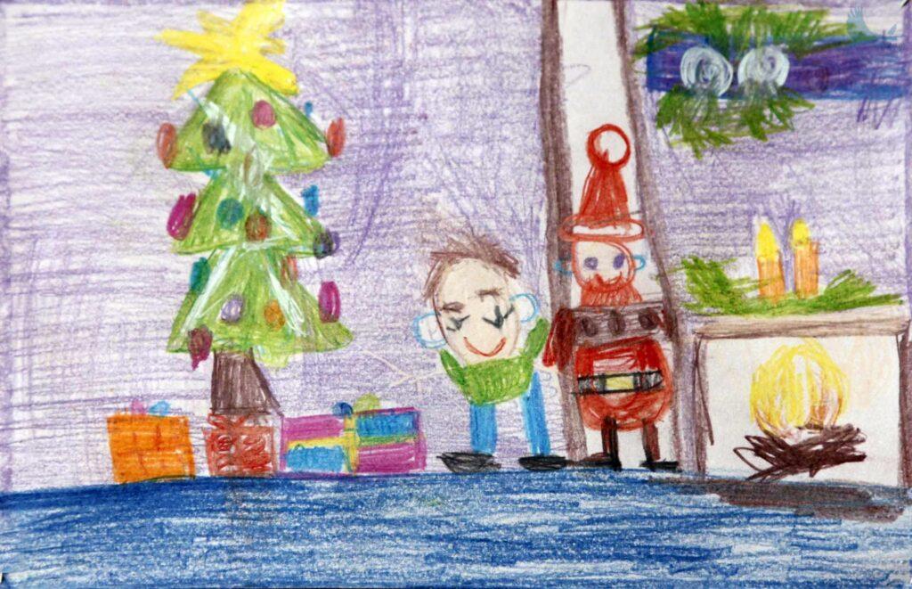 Konkurs Święta oczami mojej wyobraźni. Kategoria przedszkola