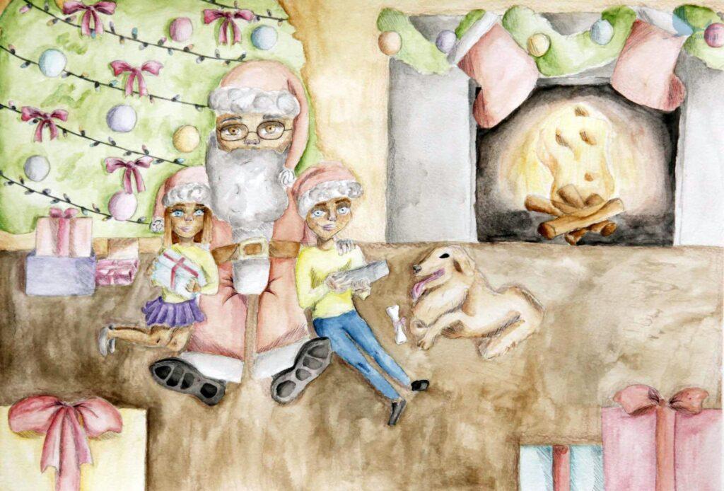 Konkurs Święta oczami mojej wyobraźni. Kategoria 4-8