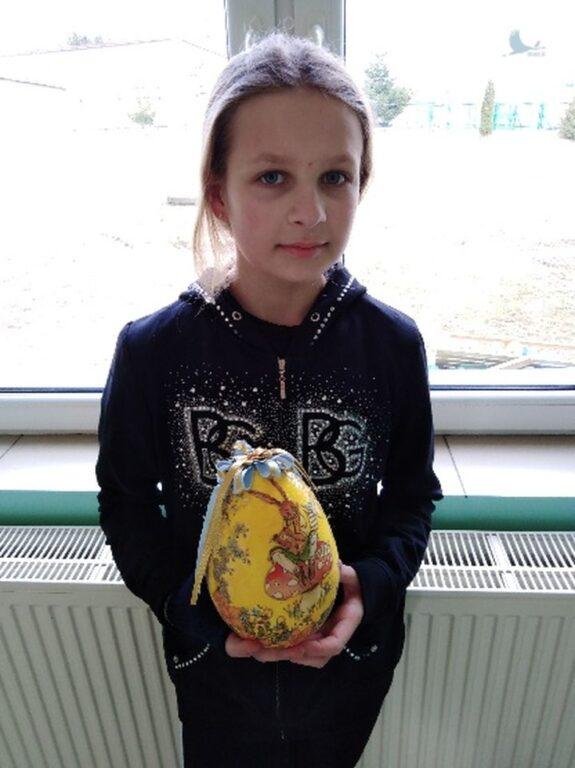 Gminny Konkurs Plastyczny Rodzinna pisanka