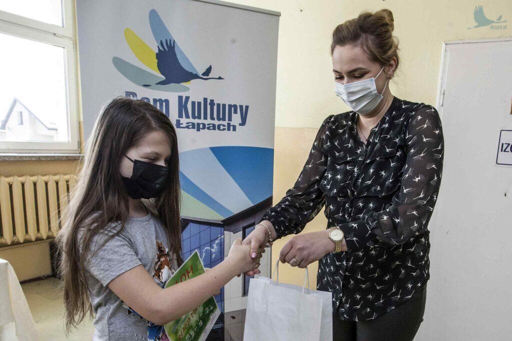 gminny konkurs ekologiczny Kreacja dla Ziemi