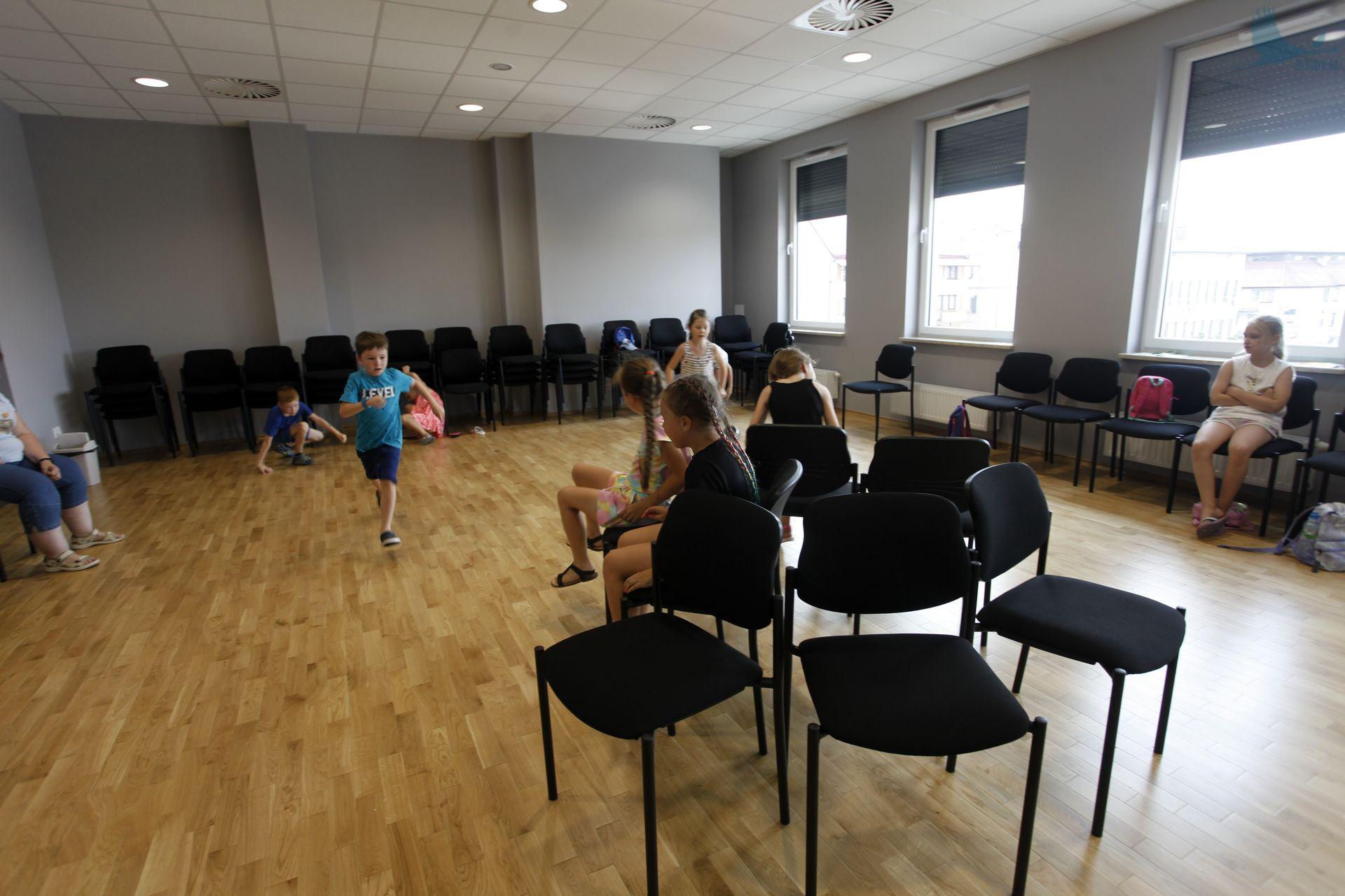 Akcja Lato 2021. Turnus 2. Dom Kultury w Łapach