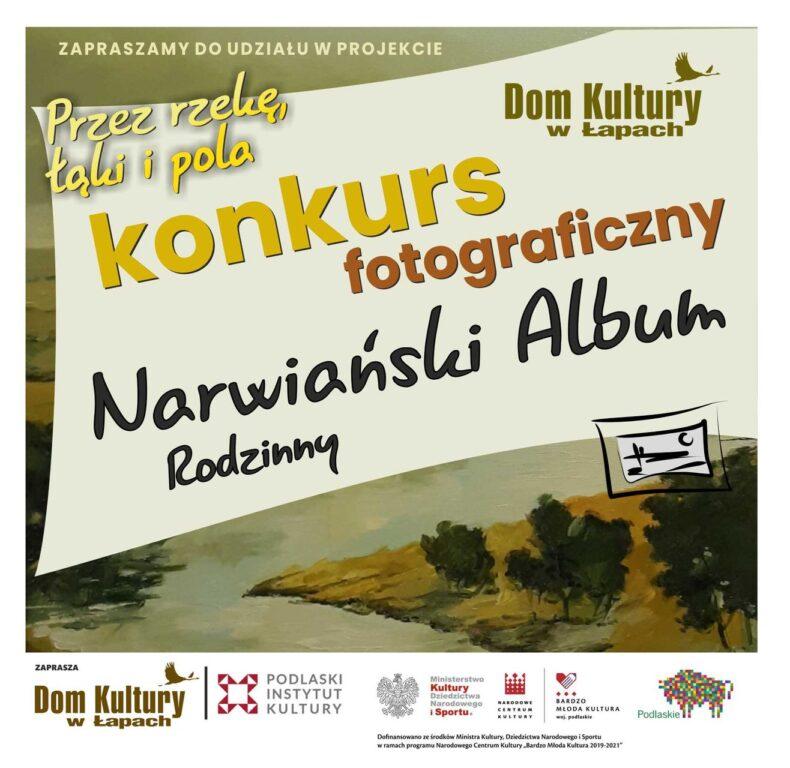 plakat narwiański album rodzinny